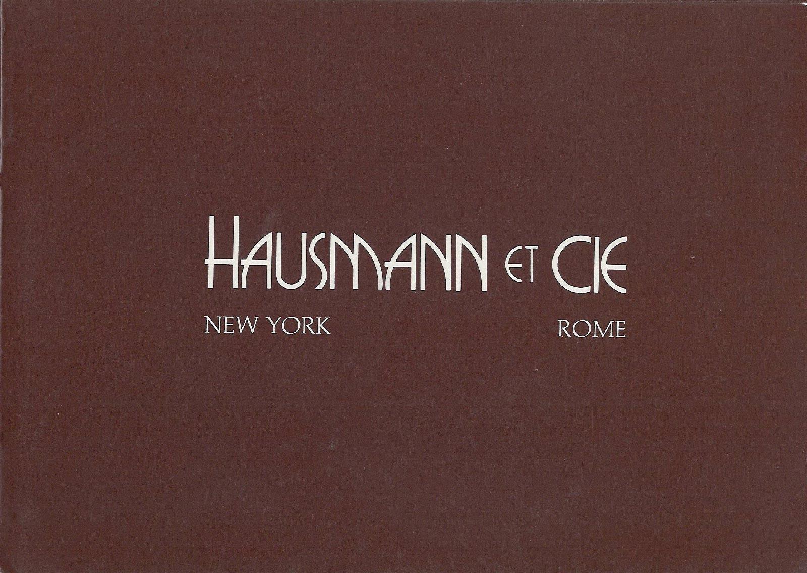 hausmann 1978