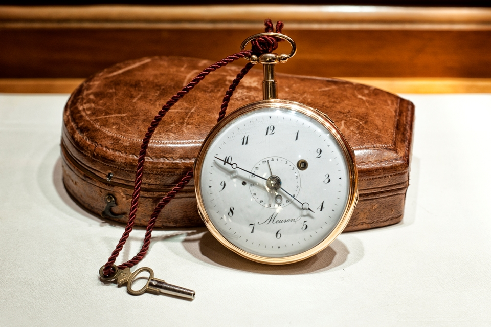 Museo Hausmann & Co. Orologio da tasca Meuron