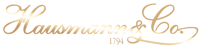 Hausmann & Co_gold logo