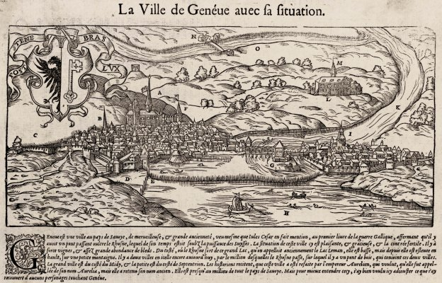 Ginevra XVI secolo