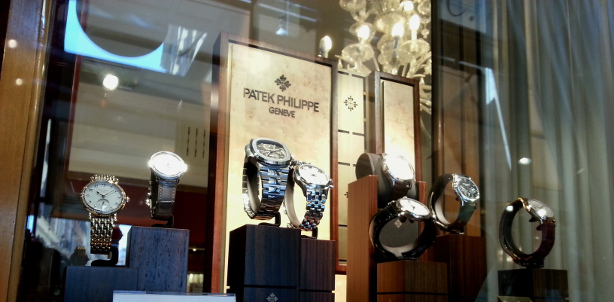 patek philippe new models 2014 at Hausmann & Co - Rome
