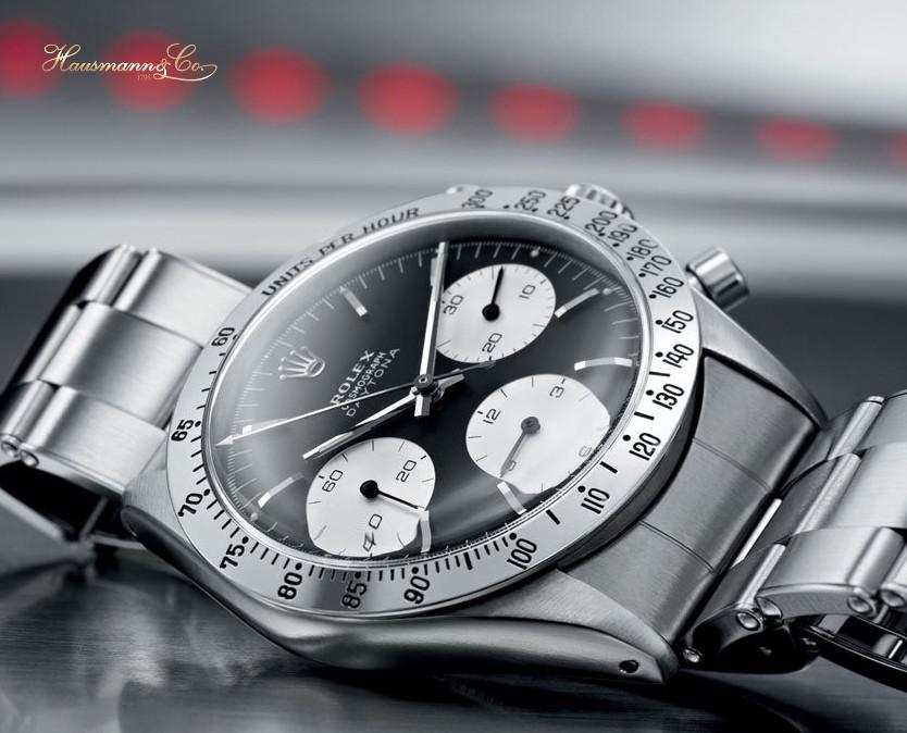 Il primo cronografo Rolex Daytona, introdotto nel 1963