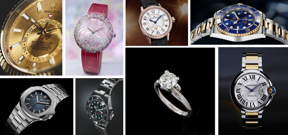 watches and jewels tax free