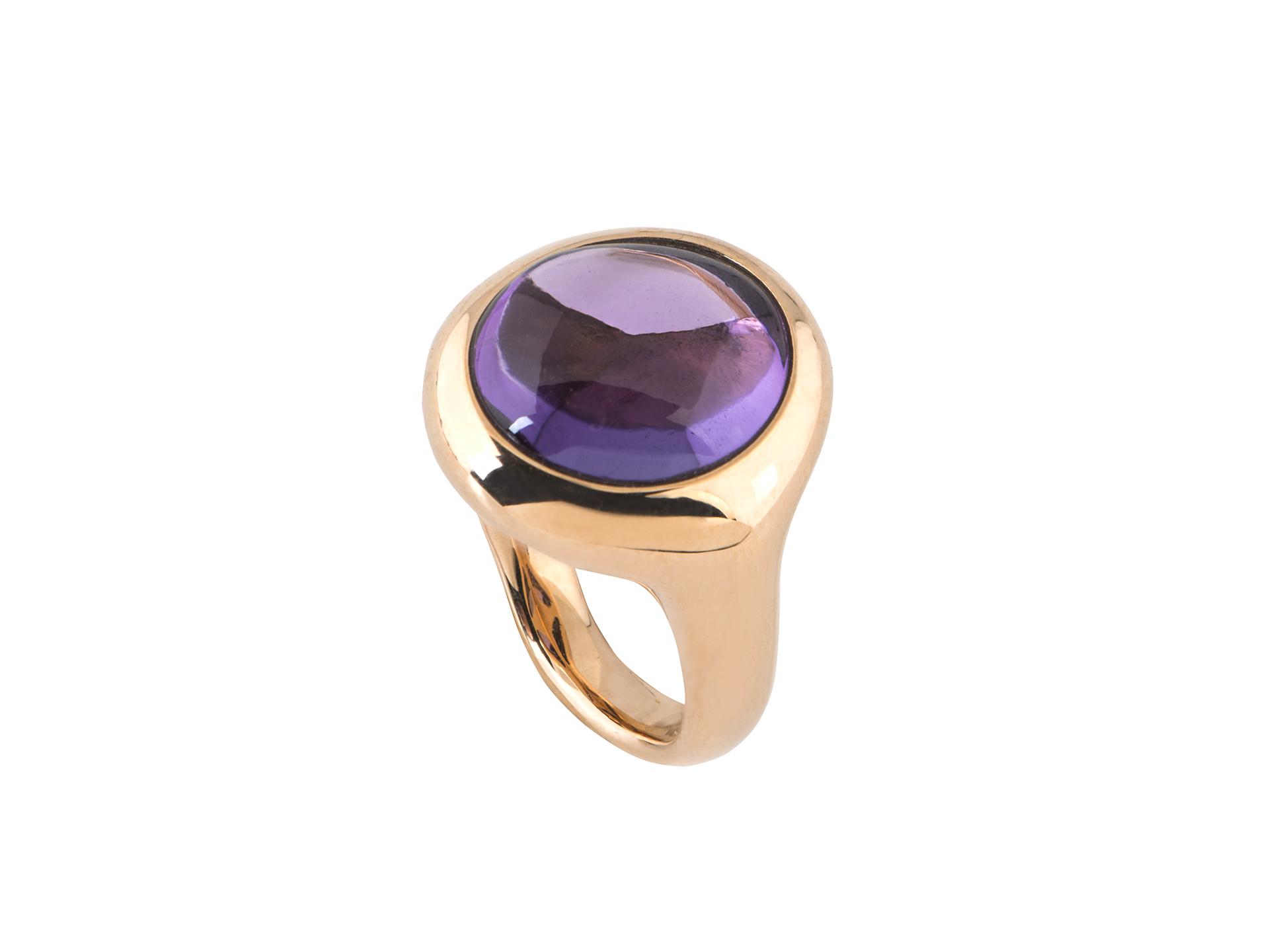 Ben noto La nuova collezione di anelli Plenilunio, ispirata alle morbide  MF65