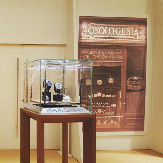 Officine Panerai, dalle vetrine dell'orologeria di Firenze, all'esposizione ginevrina del SIHH