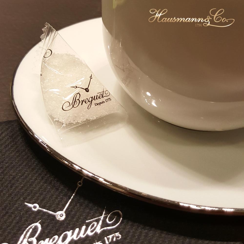 Coffee break da Breguet