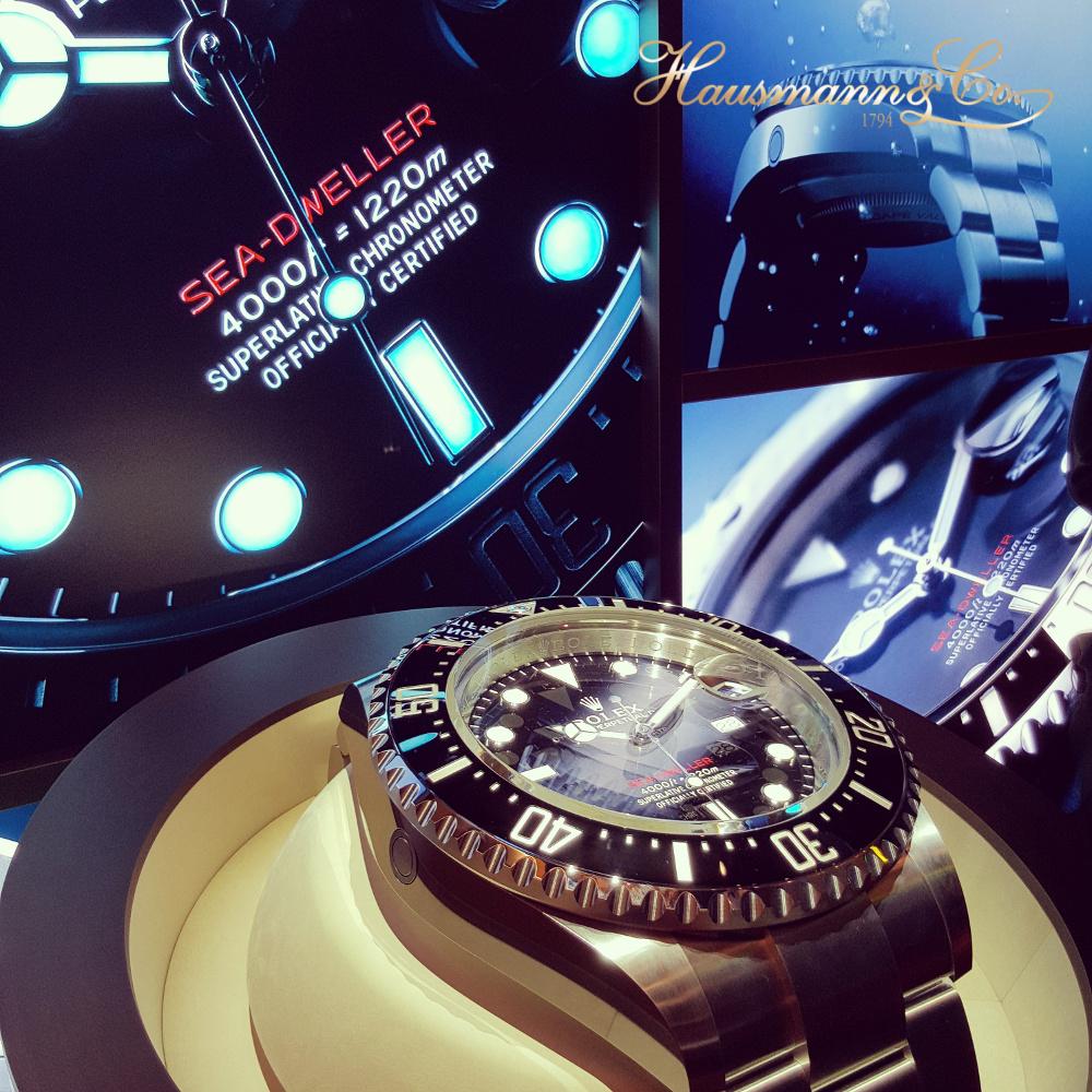 Il protagonista della fiera per Casa Rolex: il nuovo Sea-Dweller