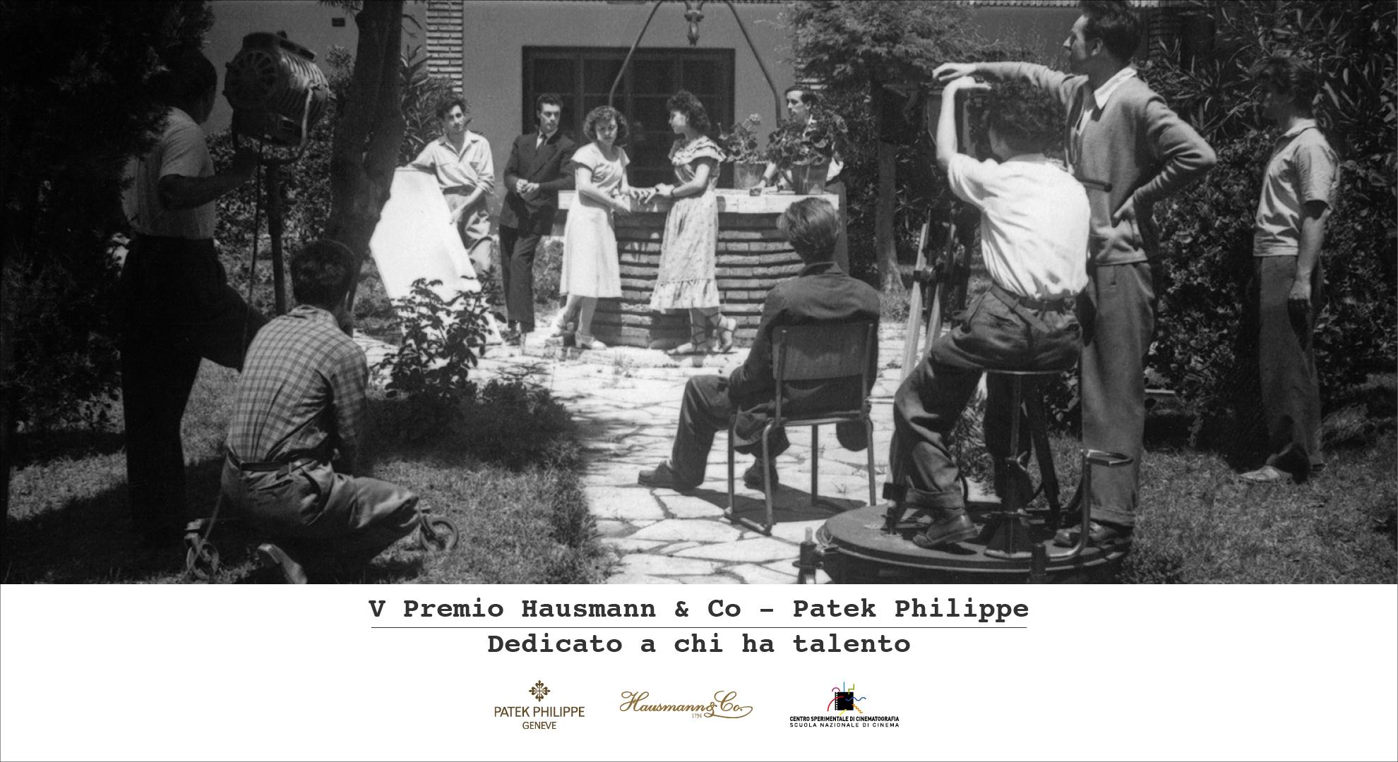 V premio Hausmann & Co. Patek Philippe