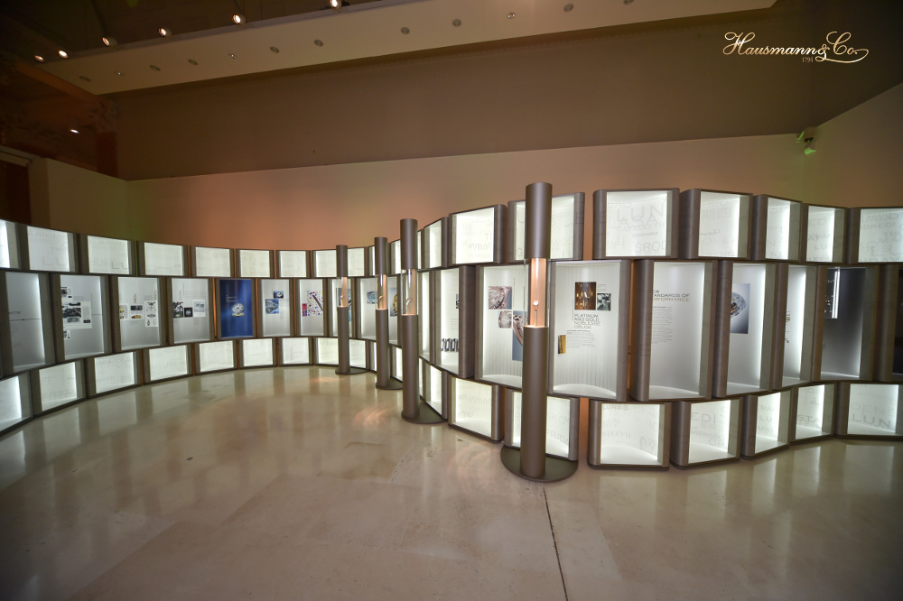 L'esposizione di fotografie e orologi Rolex