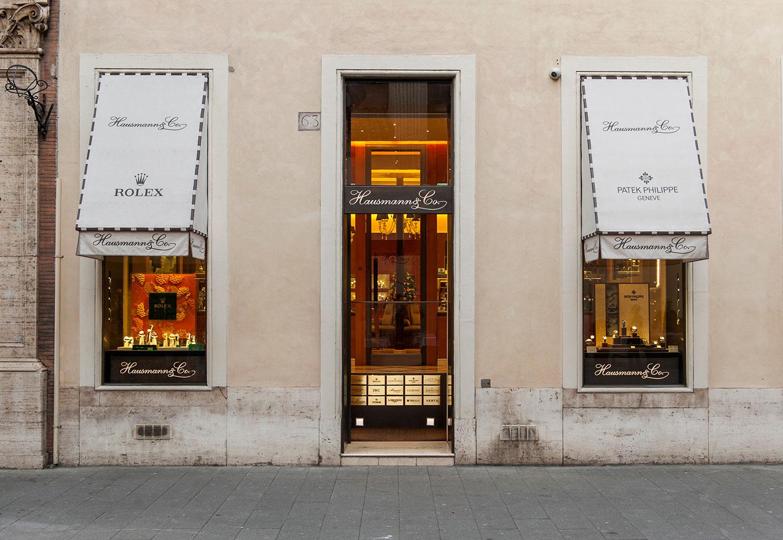 Hausmann & Co. via del Babuino