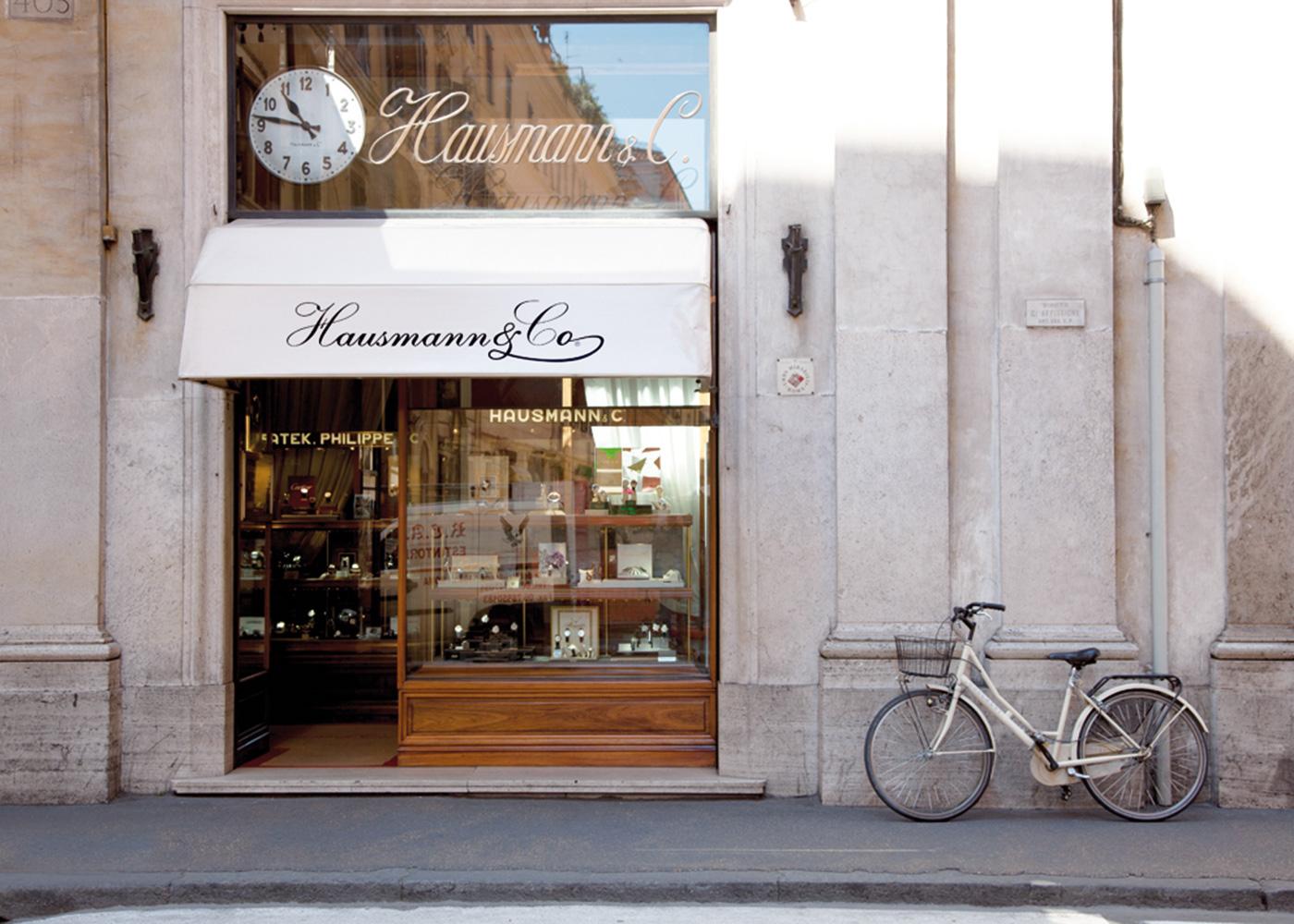 Hausmann & Co. via del Corso