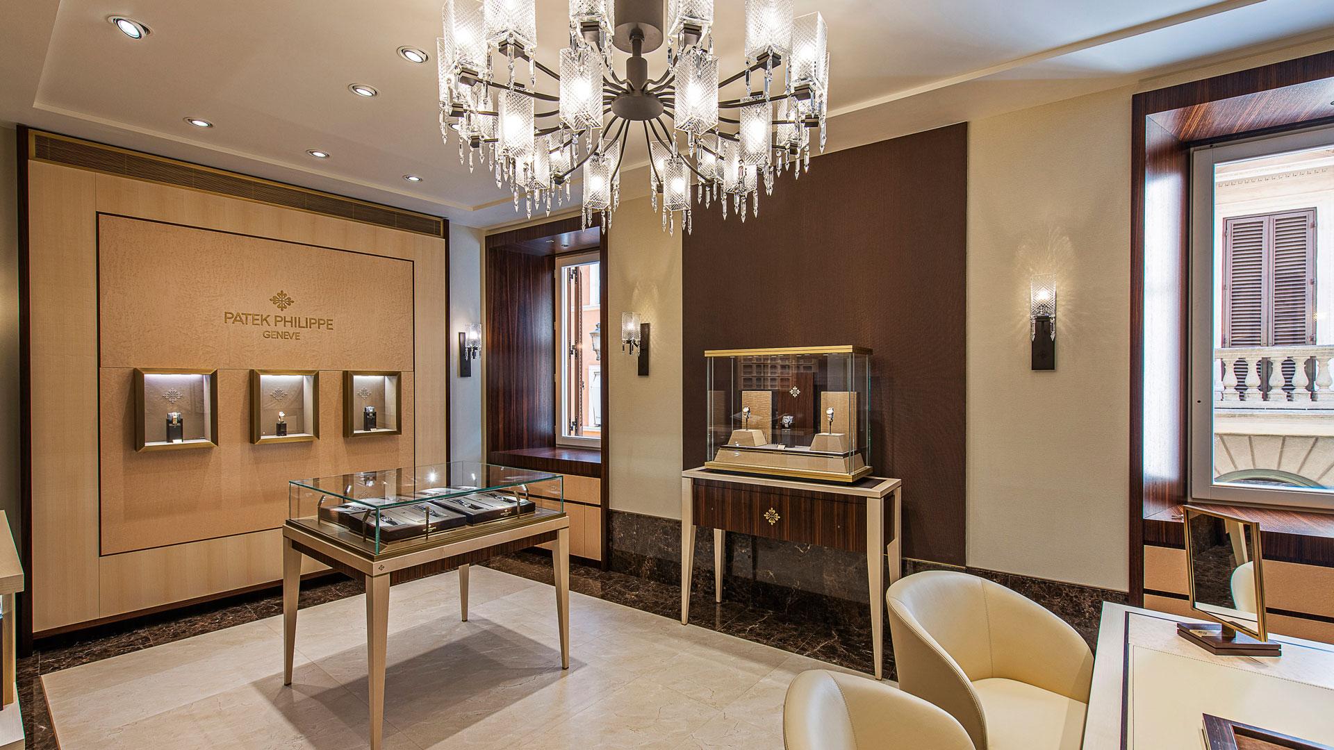 Hausmann & Co. Patek Philippe Boutique