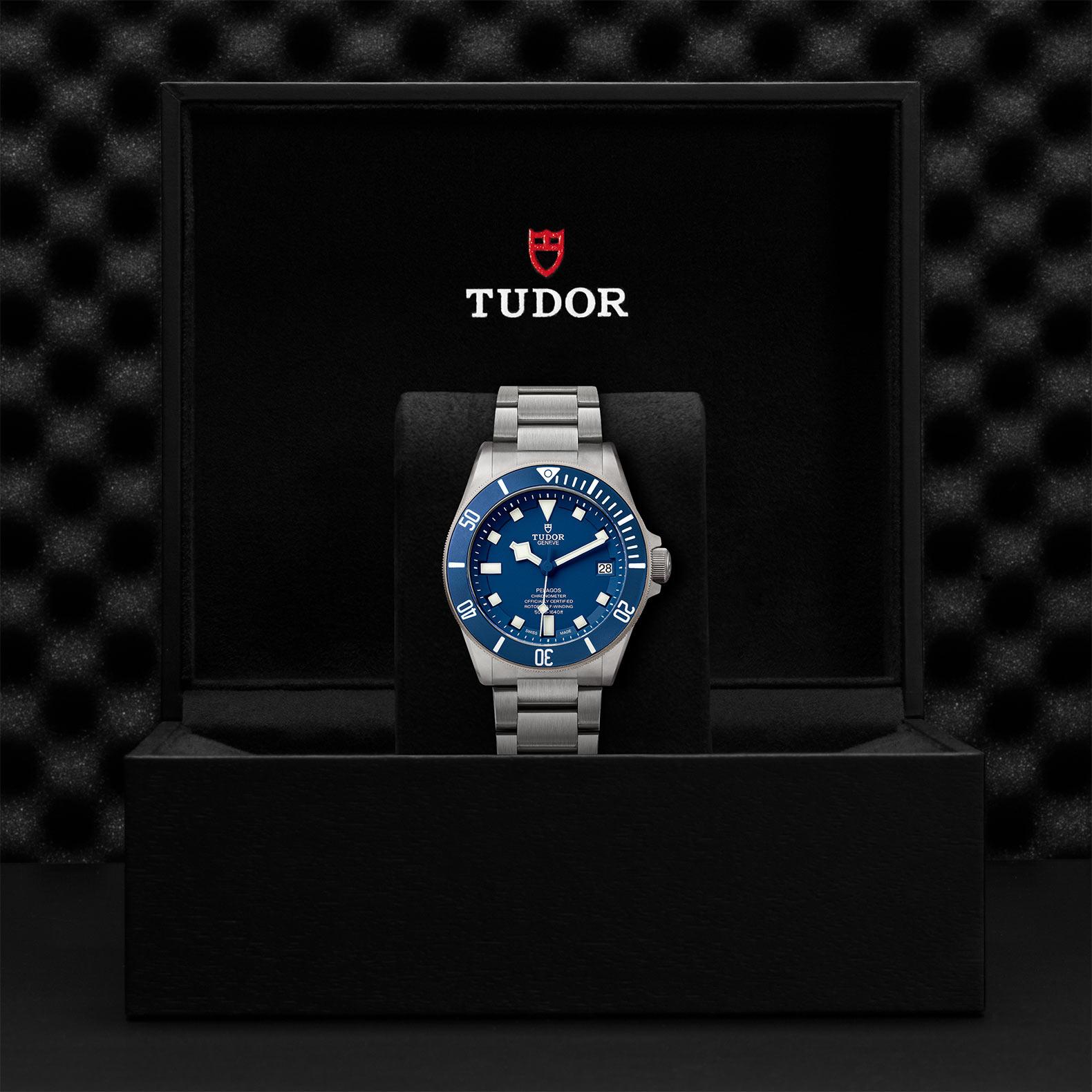 TUDOR Pelagos - M25600TB-0001