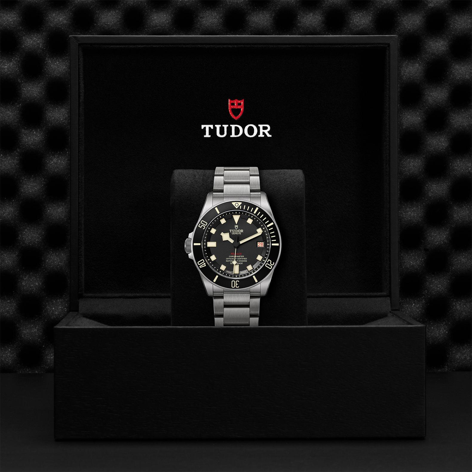 TUDOR Pelagos LHD - M25610TNL-0001