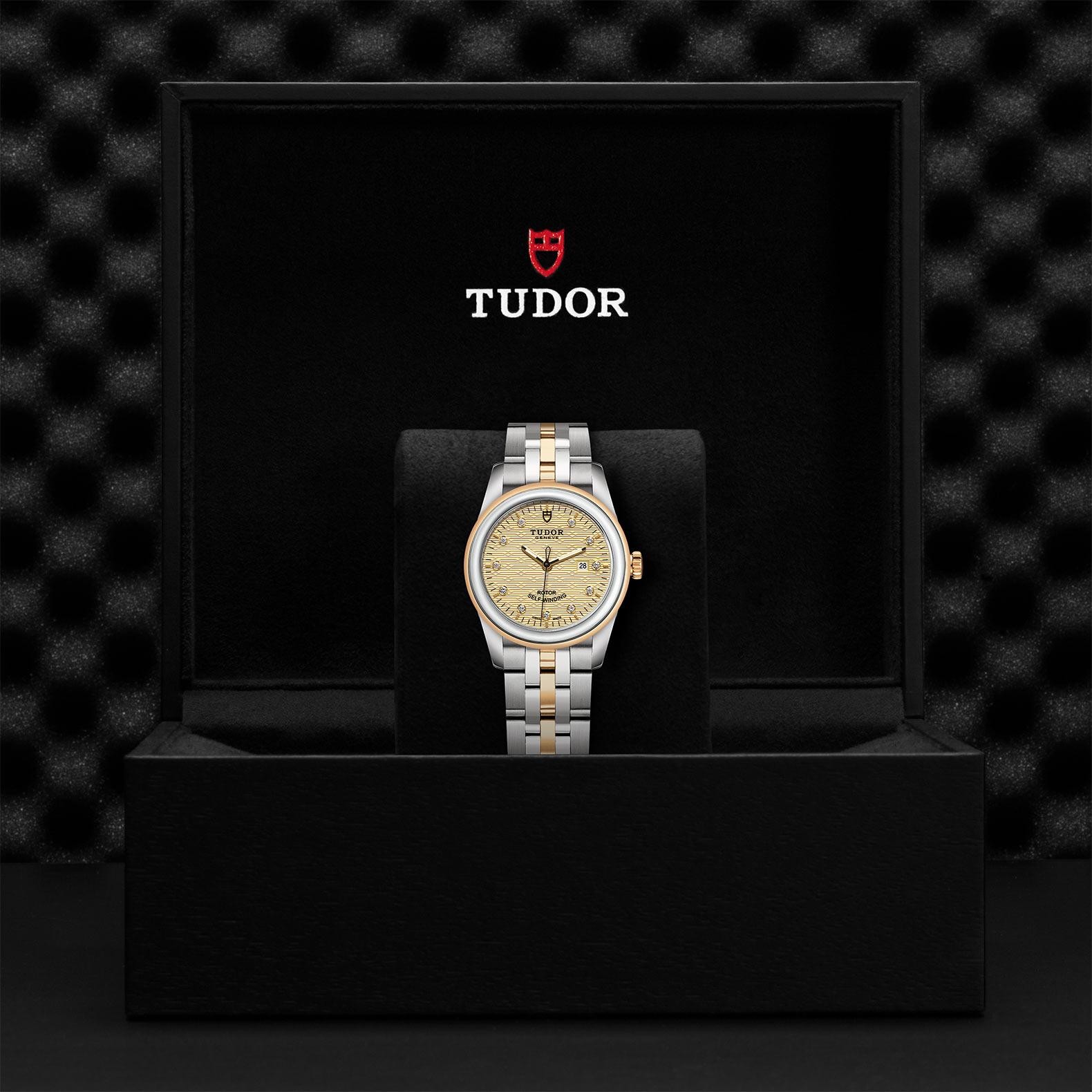TUDOR Glamour Date - M53003-0004
