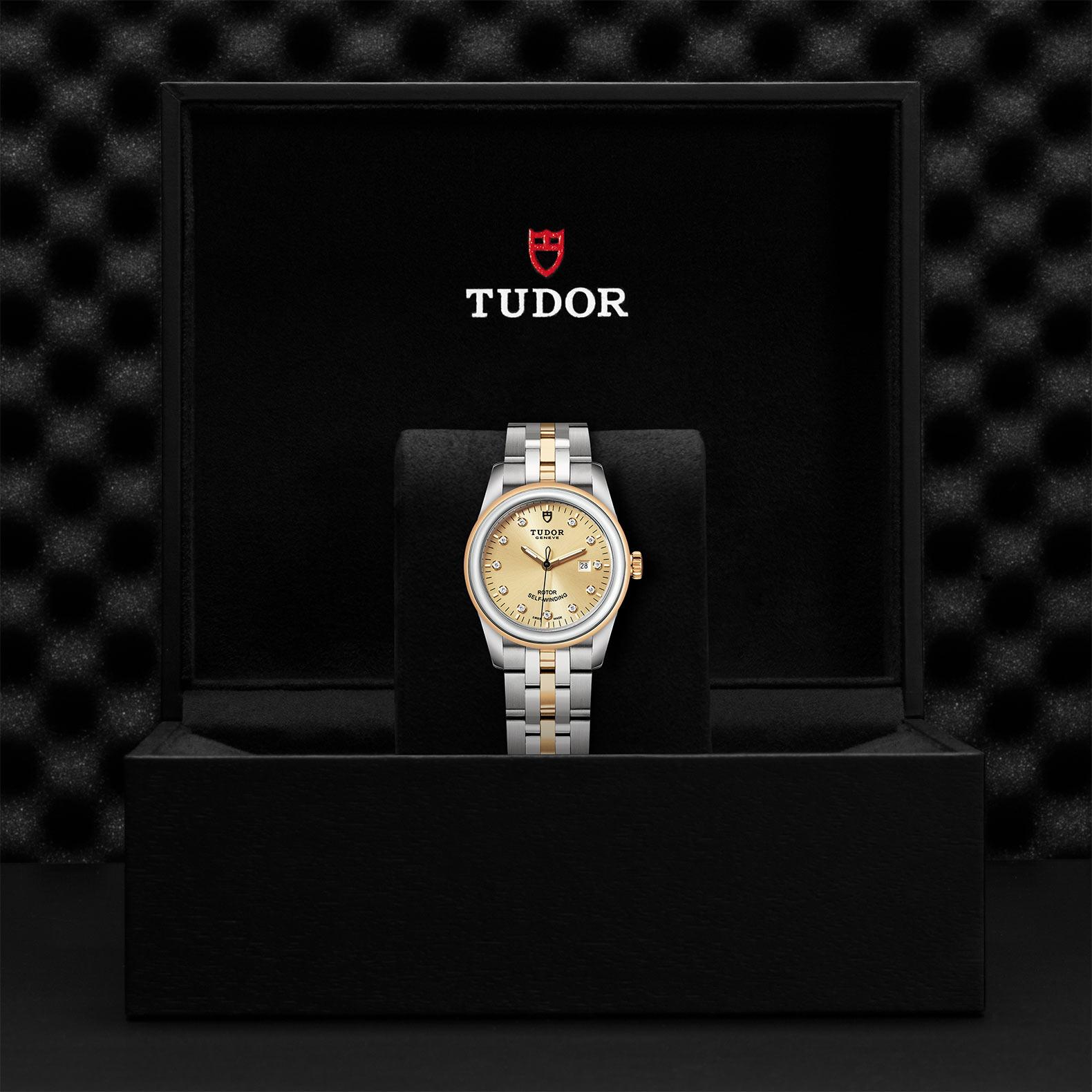 TUDOR Glamour Date - M53003-0006