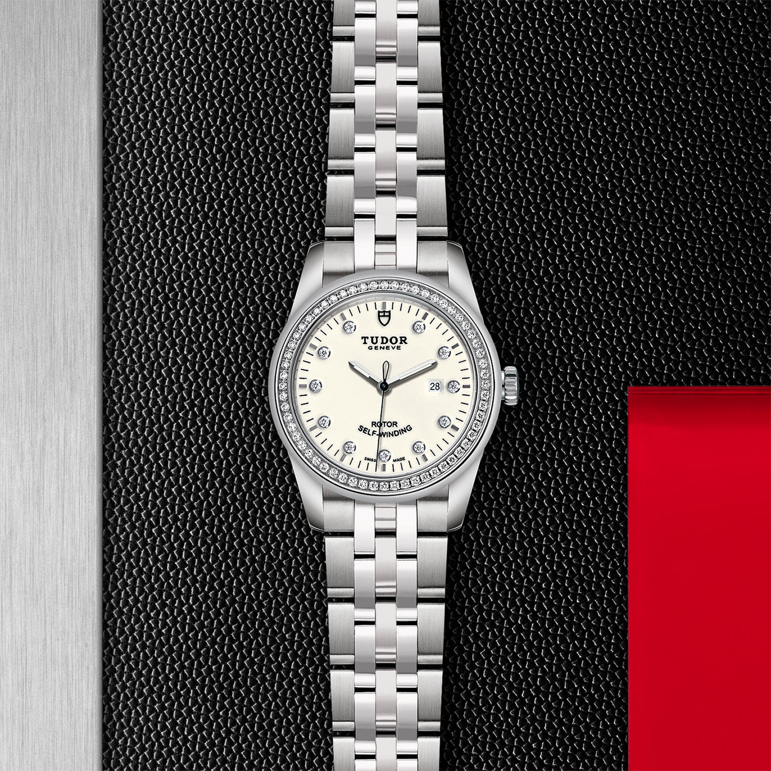 TUDOR Glamour Date - M53020-0074