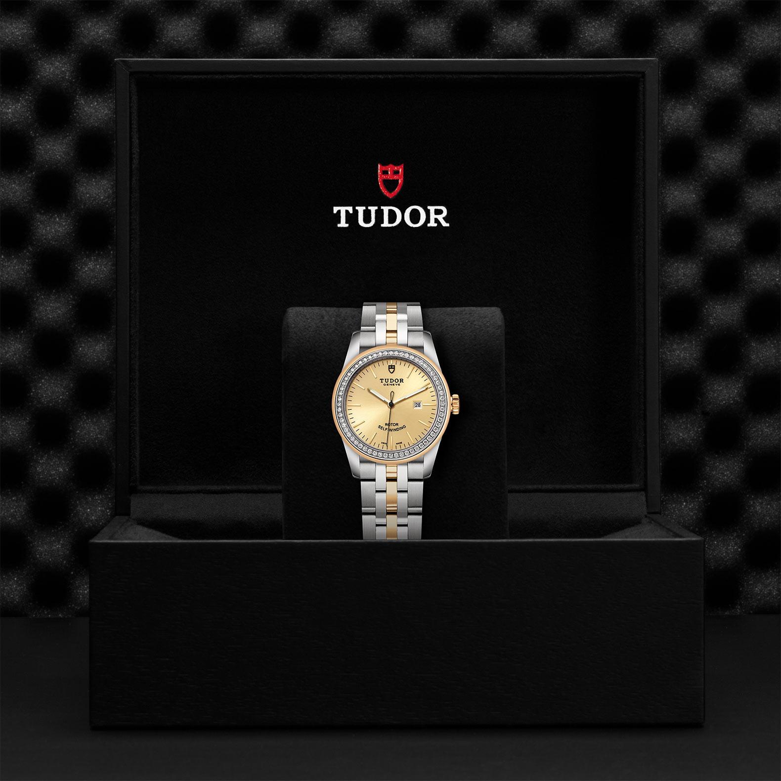 TUDOR Glamour Date - M53023-0020