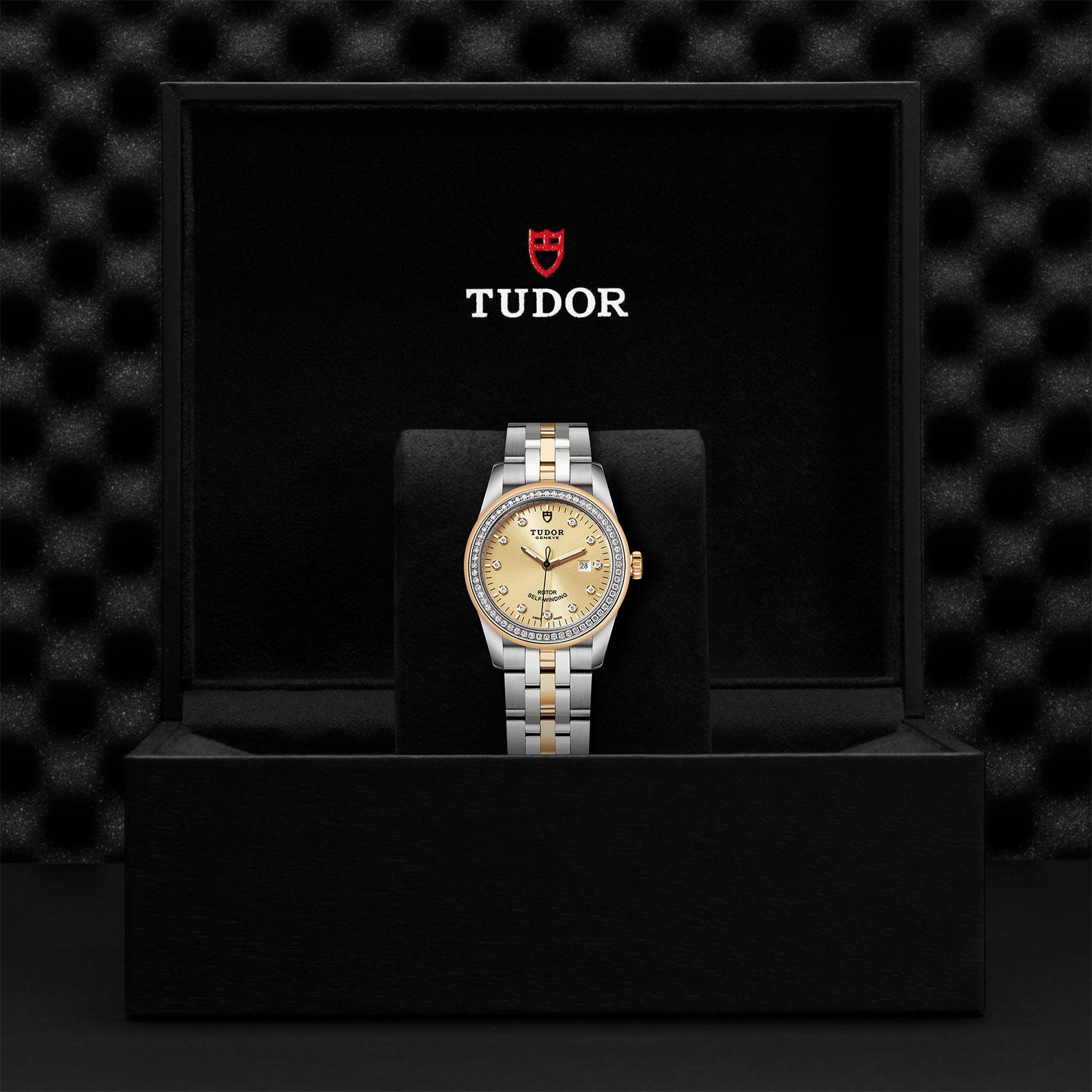 TUDOR Glamour Date - M53023-0021