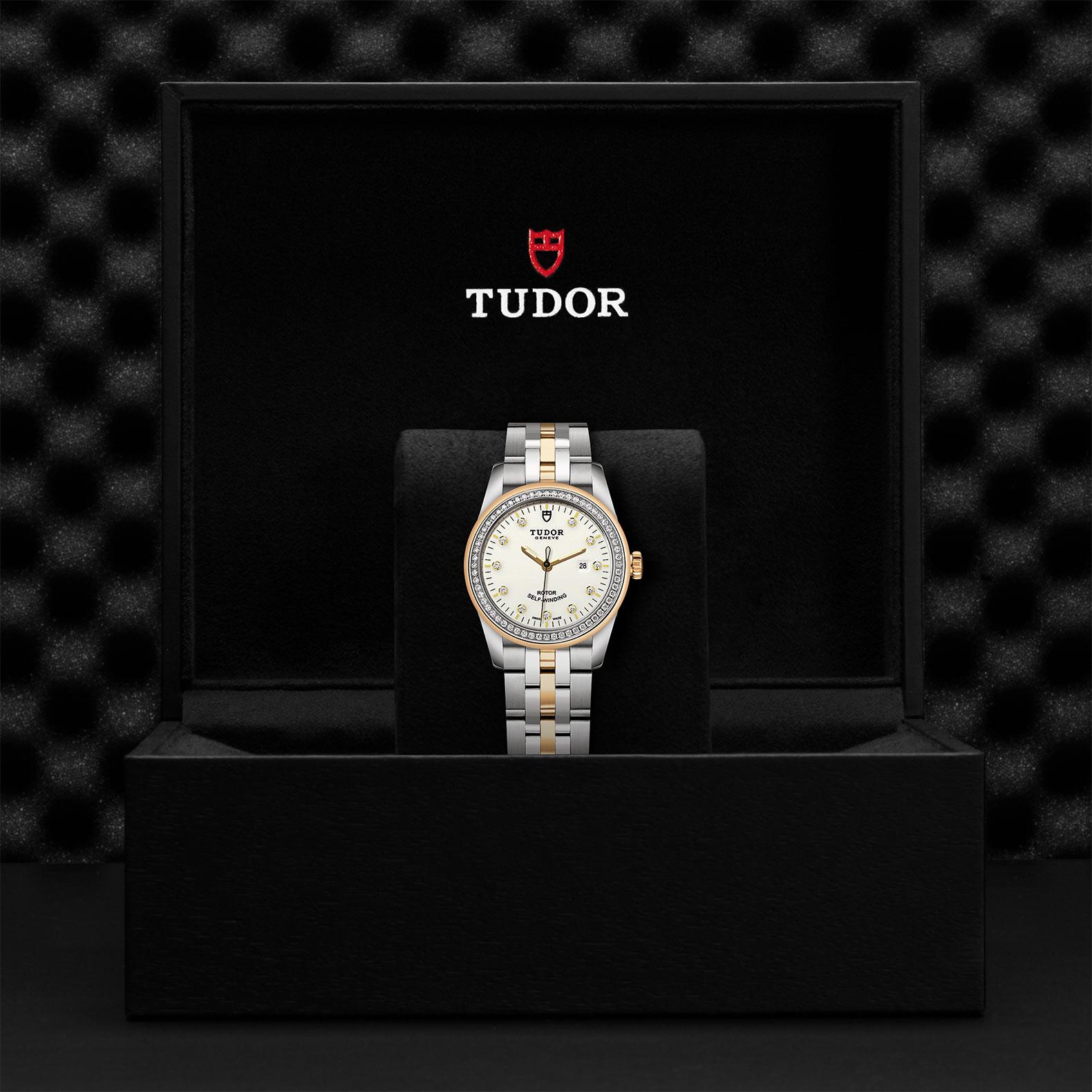 TUDOR Glamour Date - M53023-0066