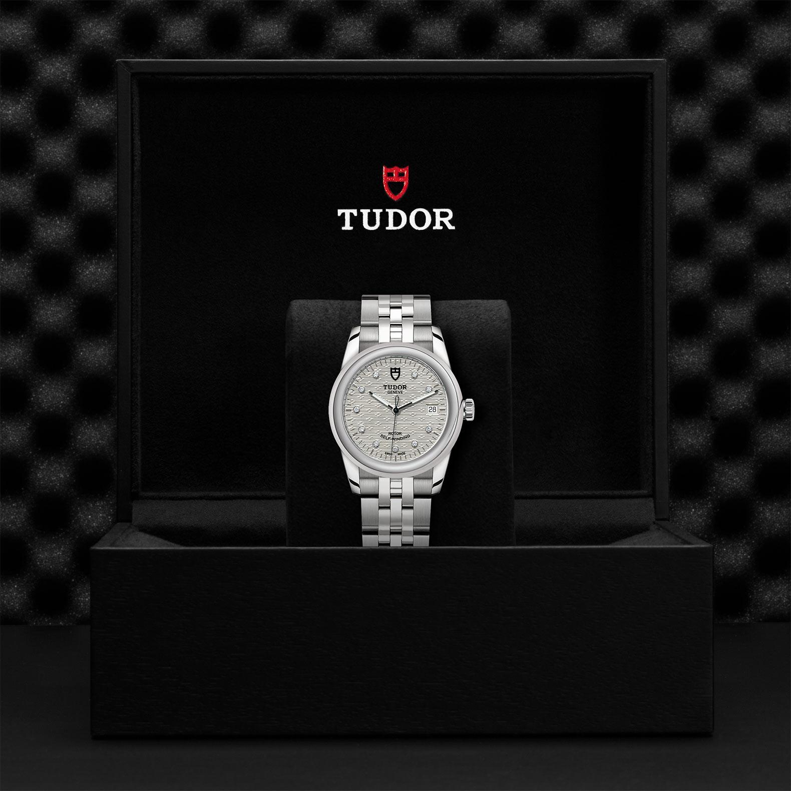 TUDOR Glamour Date - M55000-0004