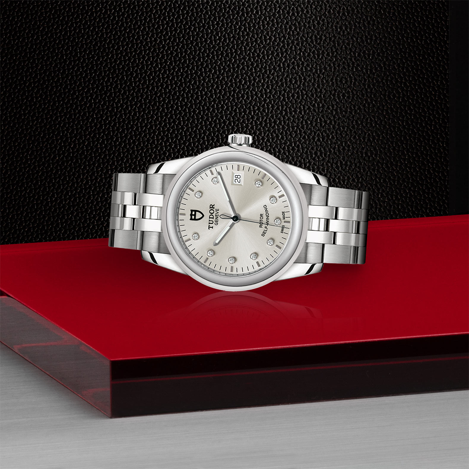 TUDOR Glamour Date - M55000-0006