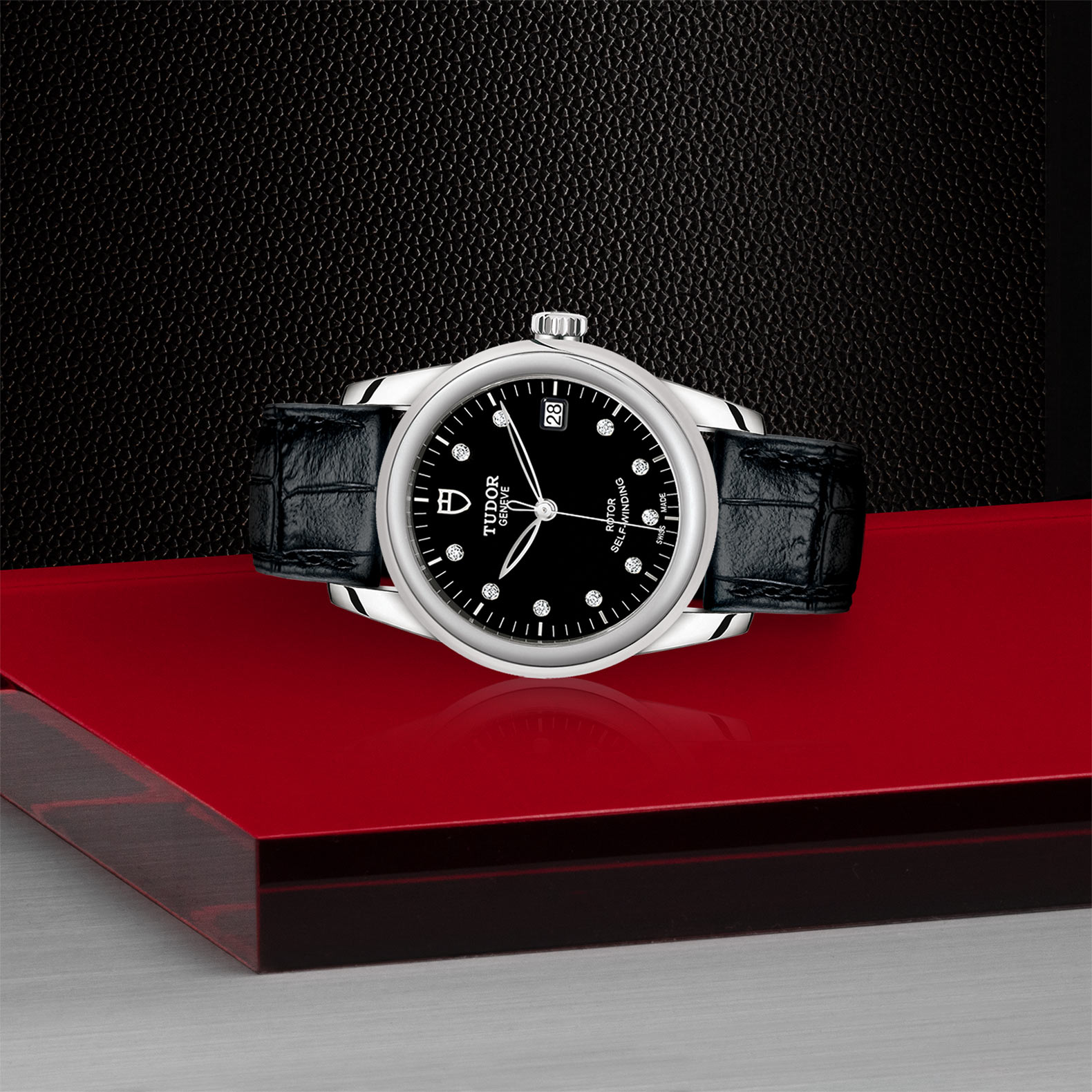 TUDOR Glamour Date - M55000-0013