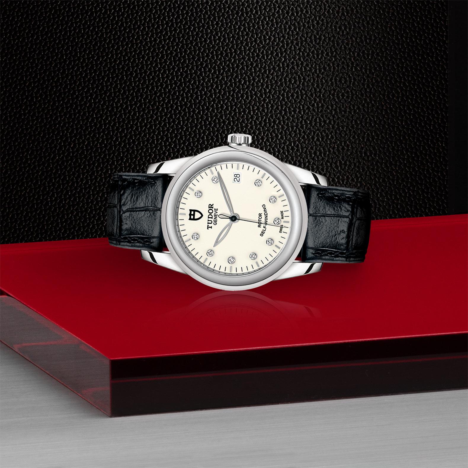 TUDOR Glamour Date - M55000-0116