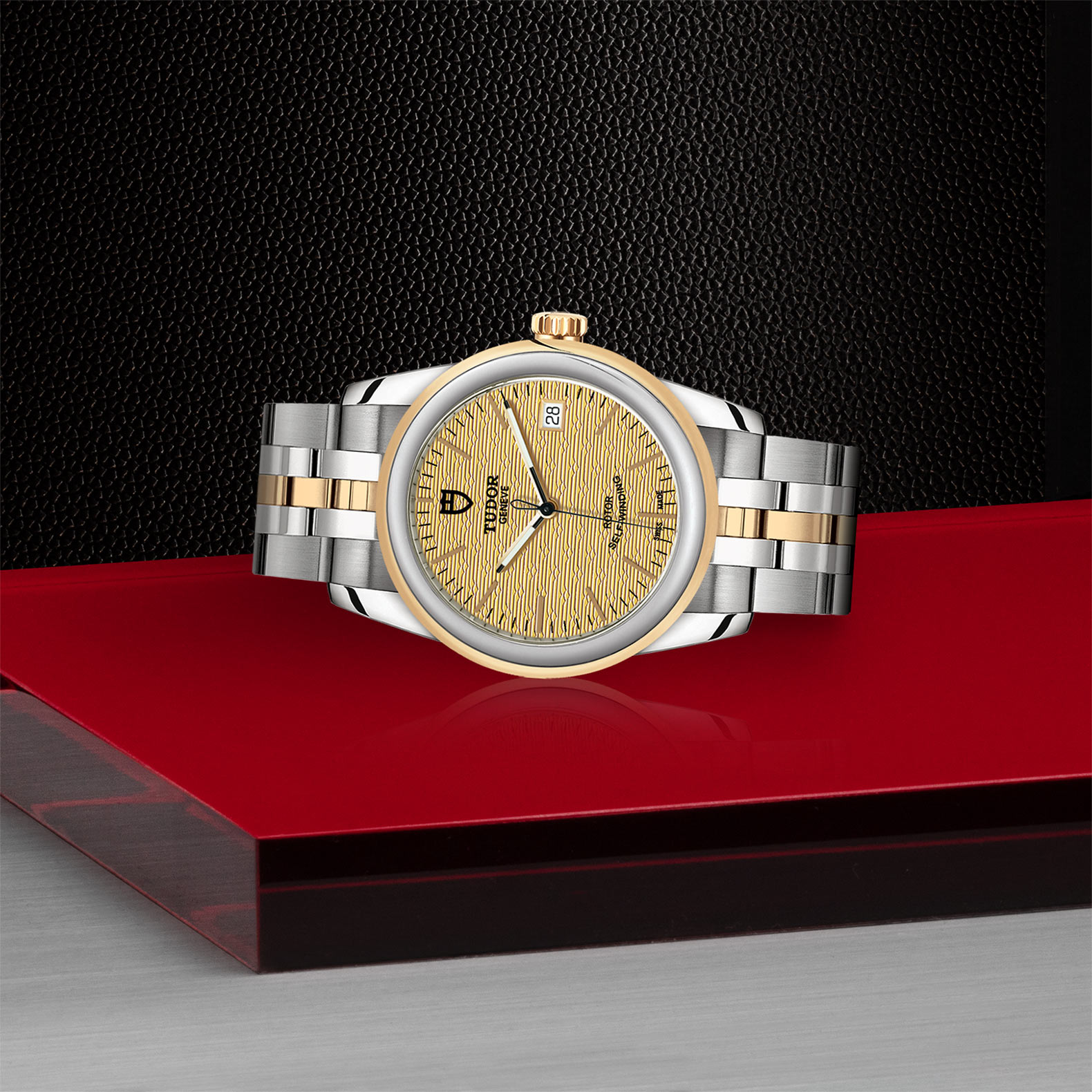 TUDOR Glamour Date - M55003-0003