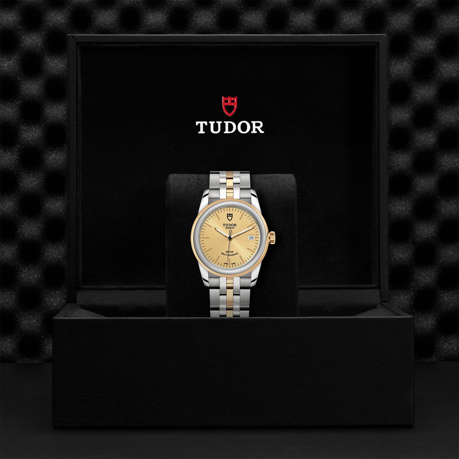 TUDOR Glamour Date - M55003-0005