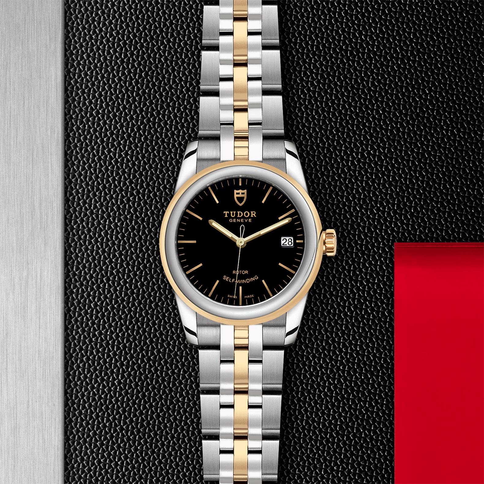 TUDOR Glamour Date - M55003-0007