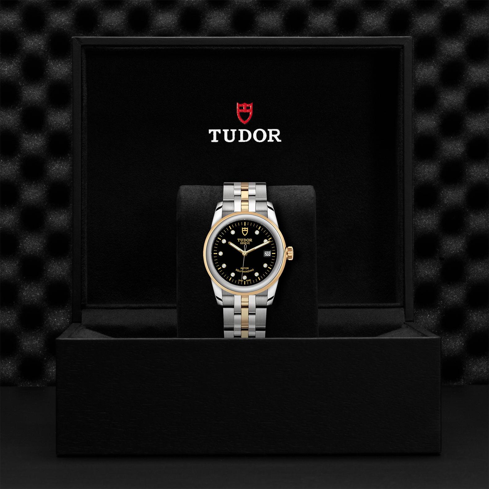 TUDOR Glamour Date - M55003-0008
