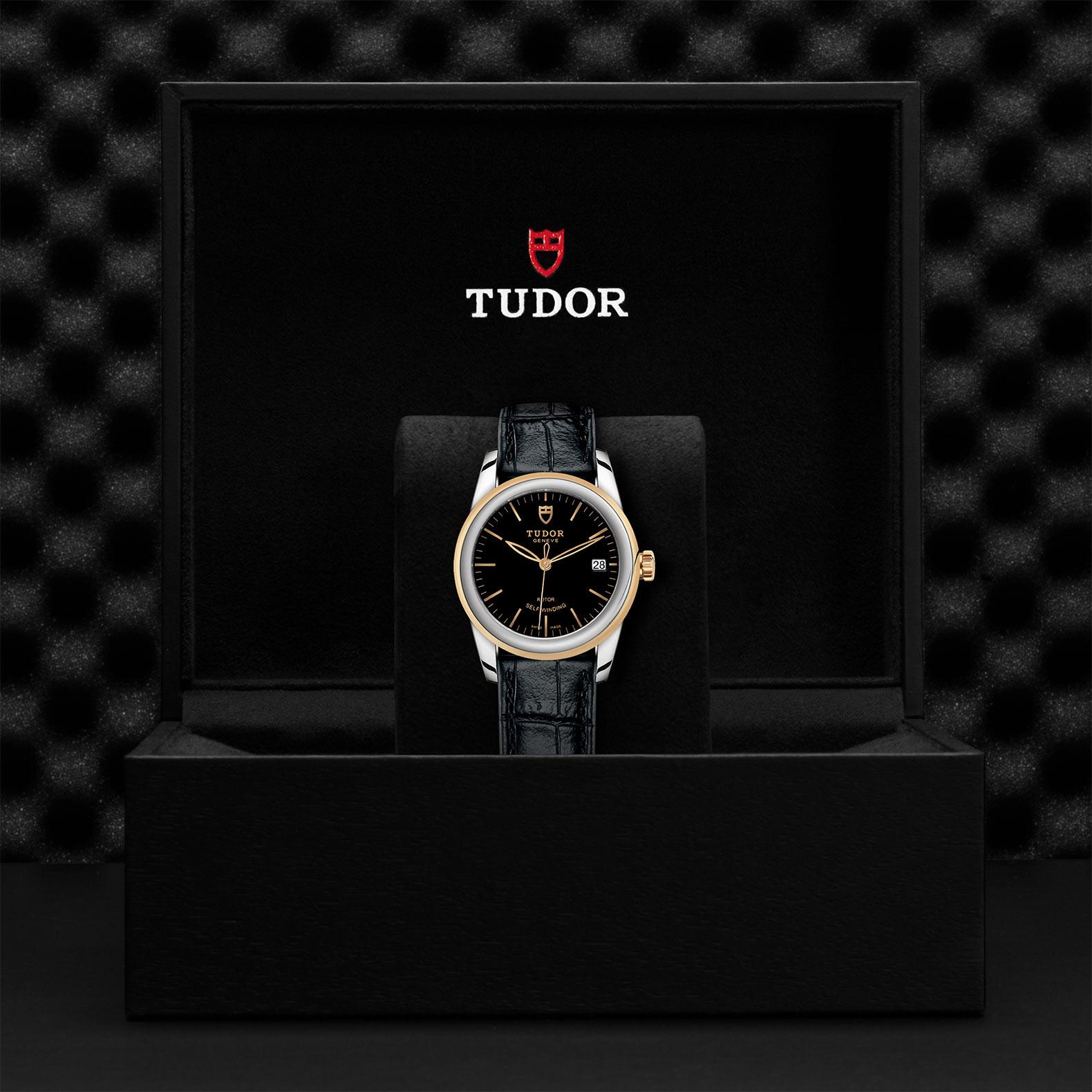 TUDOR Glamour Date - M55003-0029