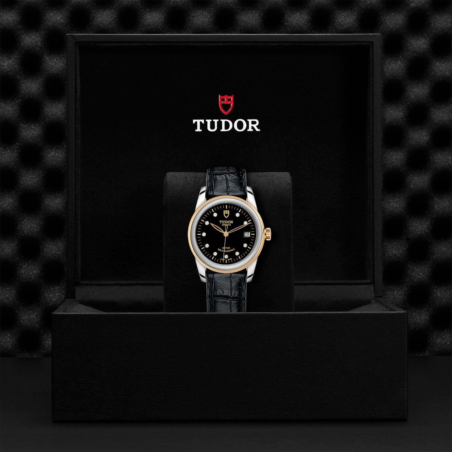 TUDOR Glamour Date - M55003-0037