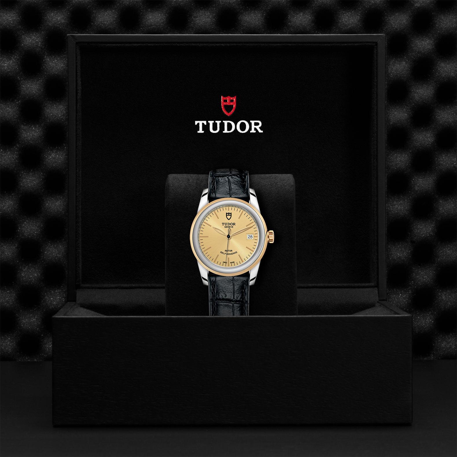 TUDOR Glamour Date - M55003-0044