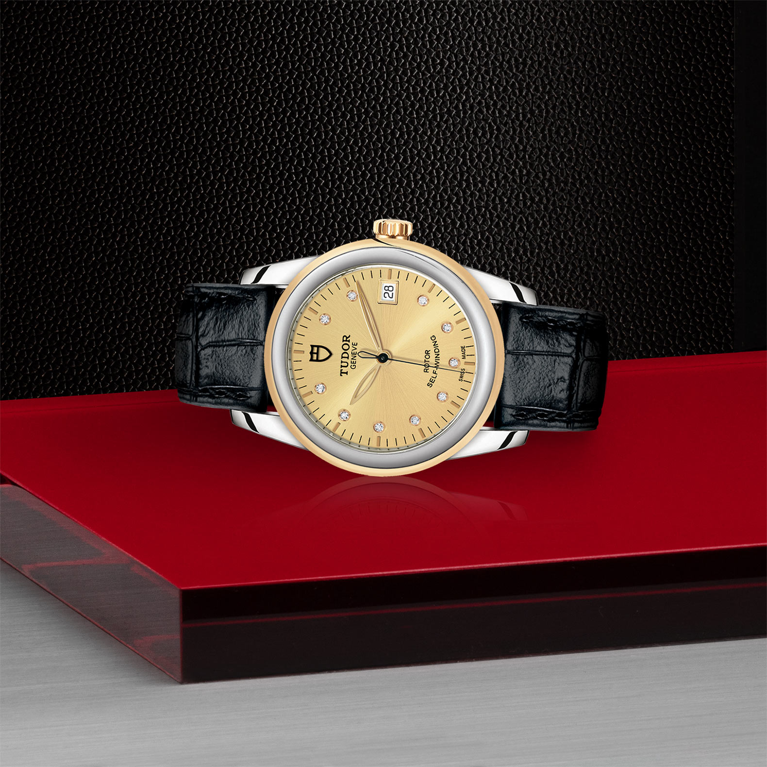 TUDOR Glamour Date - M55003-0051