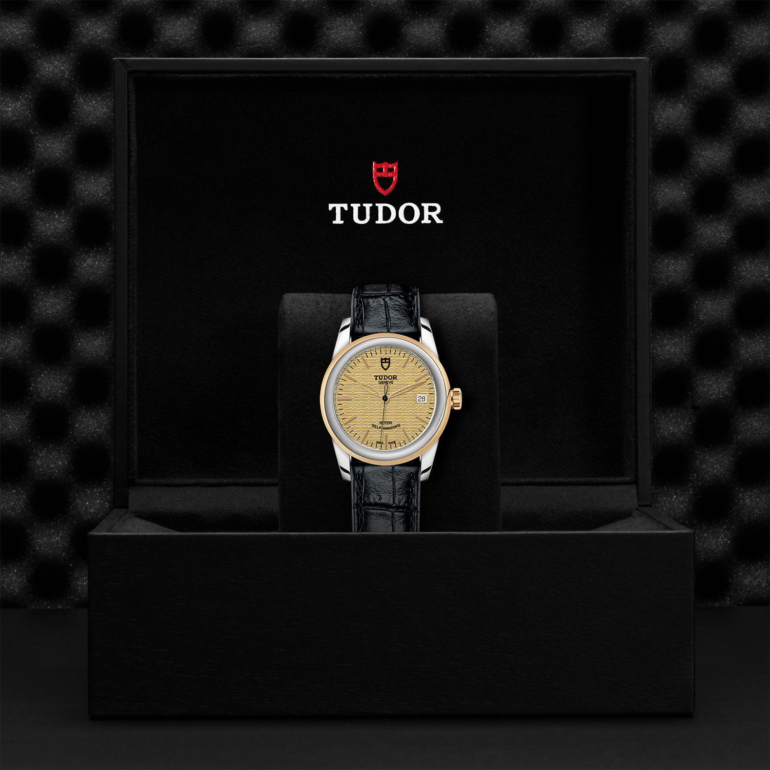 TUDOR Glamour Date - M55003-0060