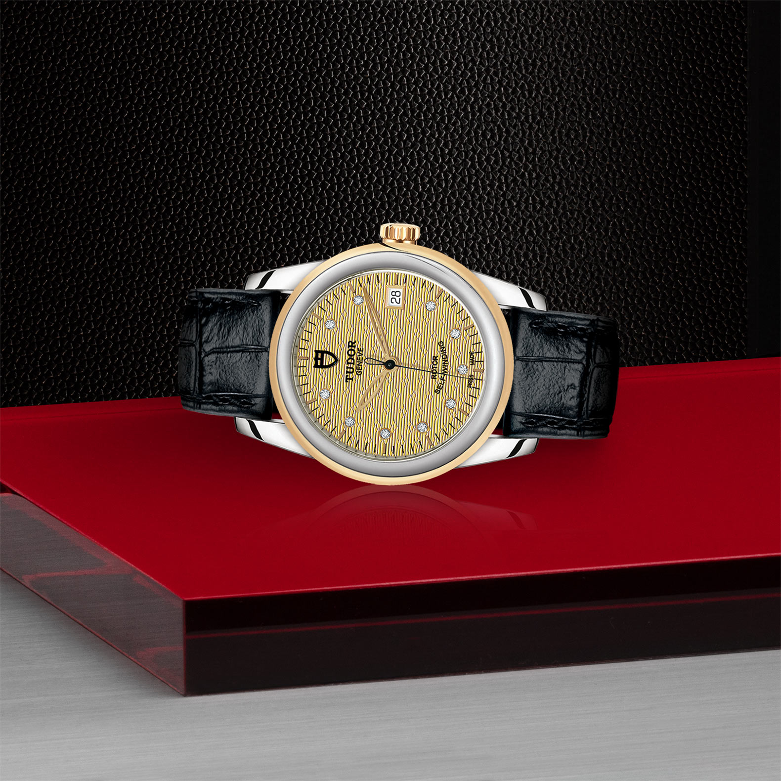 TUDOR Glamour Date - M55003-0068