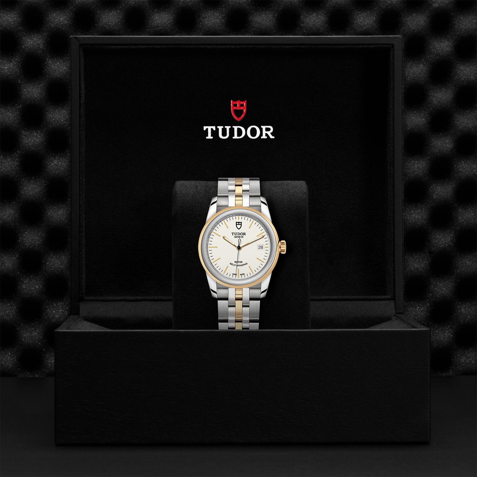 TUDOR Glamour Date - M55003-0082