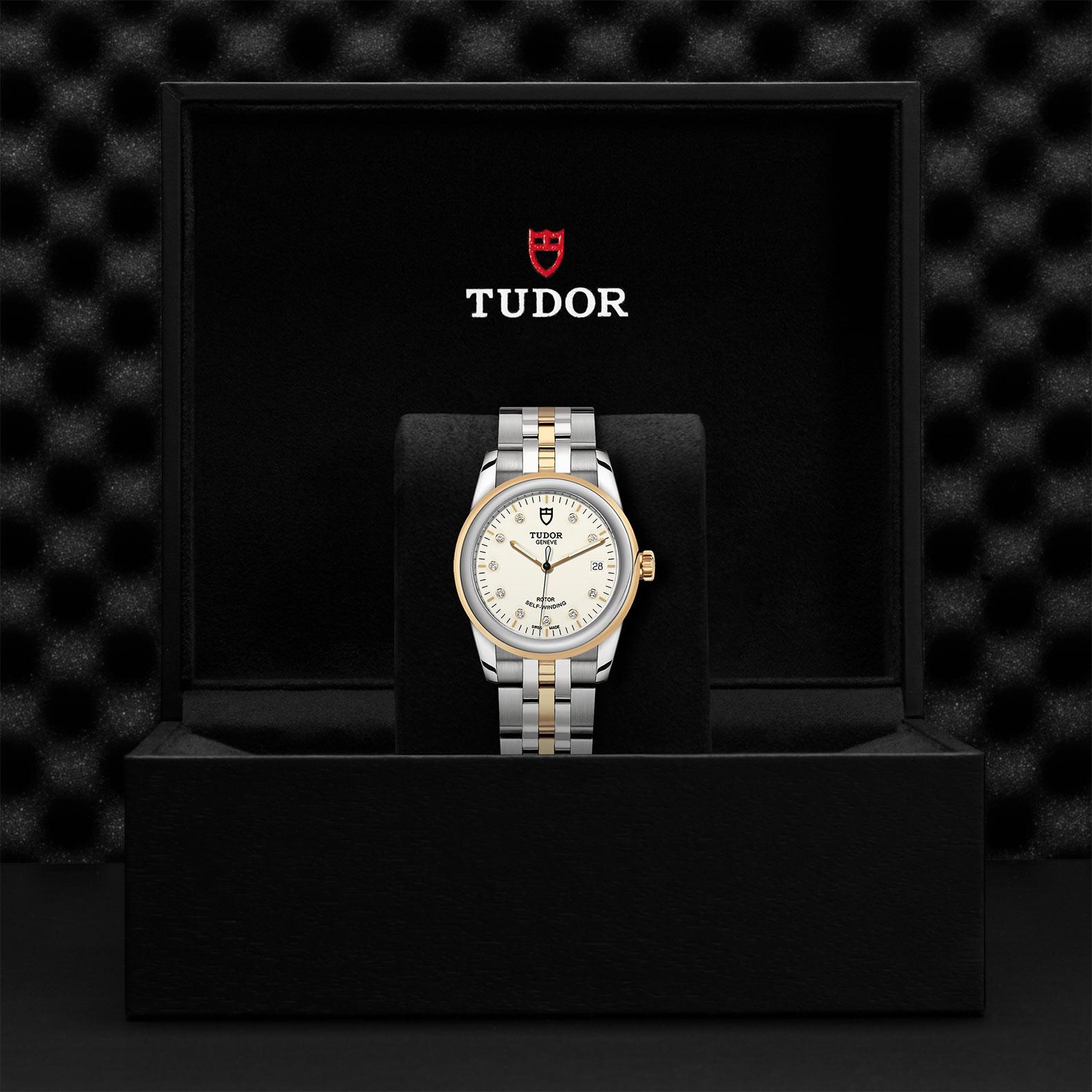 TUDOR Glamour Date - M55003-0083