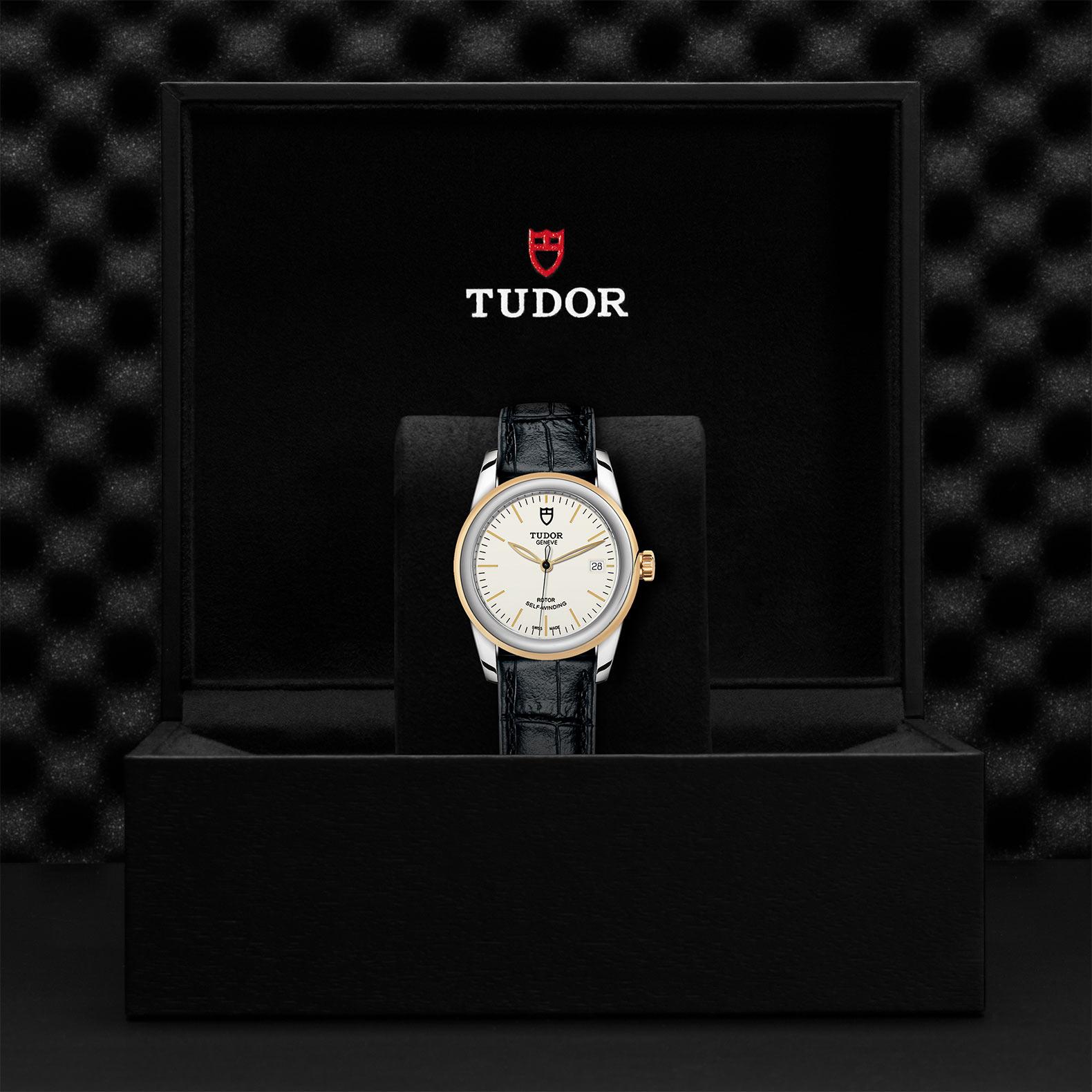 TUDOR Glamour Date - M55003-0086