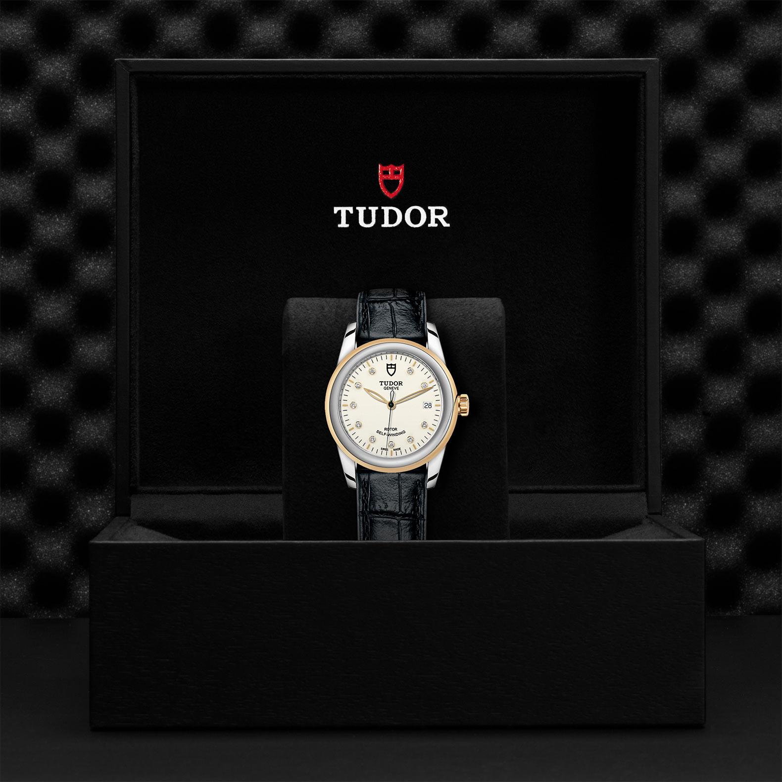 TUDOR Glamour Date - M55003-0095