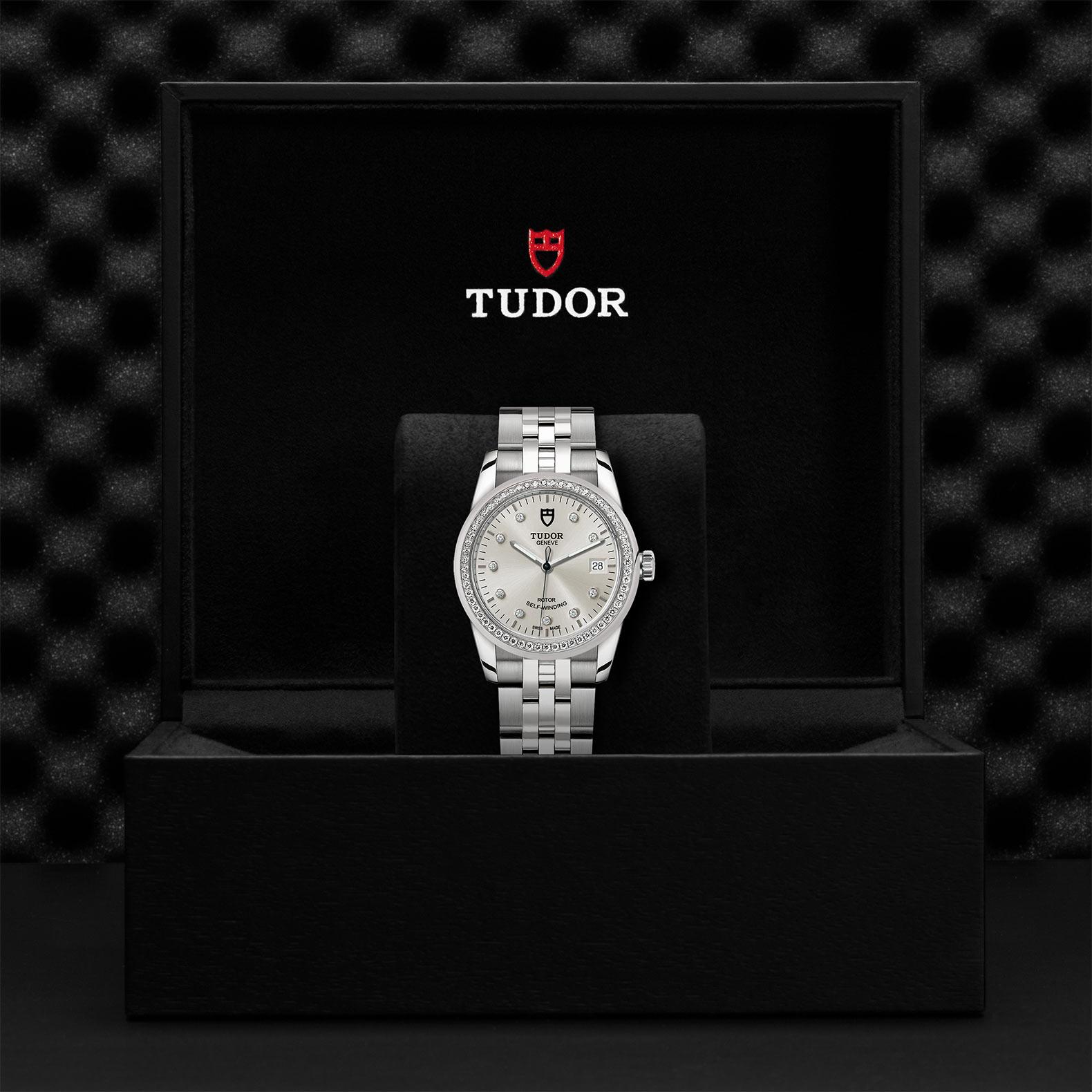 TUDOR Glamour Date - M55020-0003