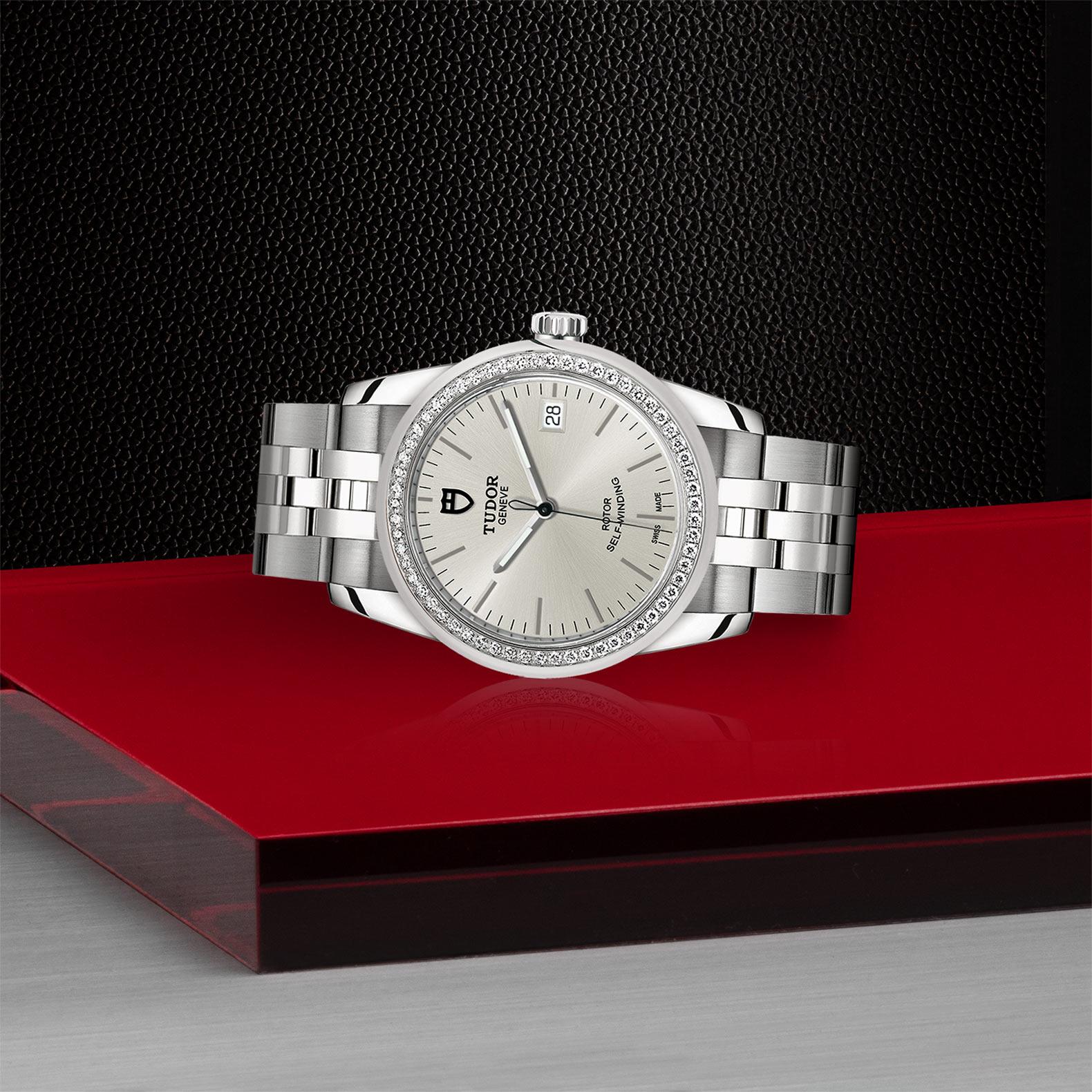 TUDOR Glamour Date - M55020-0004