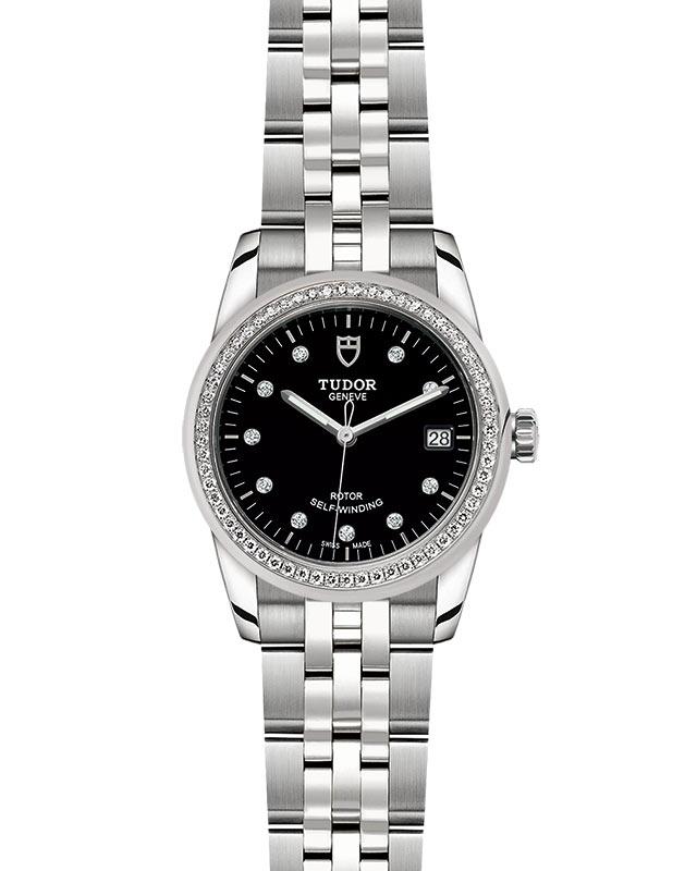 TUDOR Glamour Date - M55020-0007