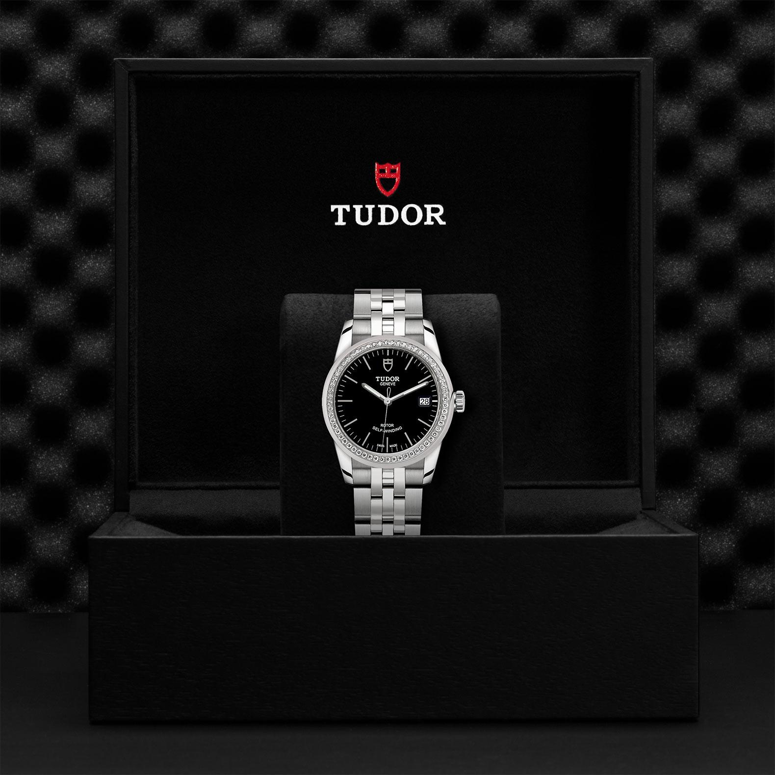 TUDOR Glamour Date - M55020-0008
