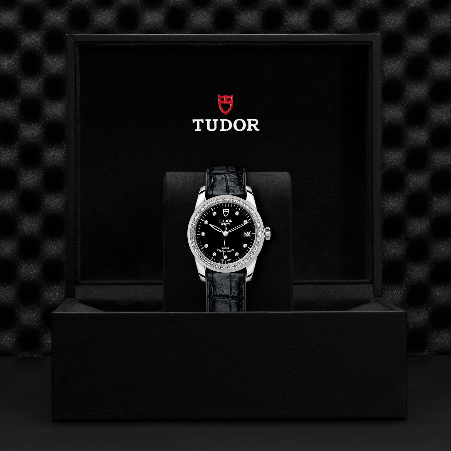 TUDOR Glamour Date - M55020-0053