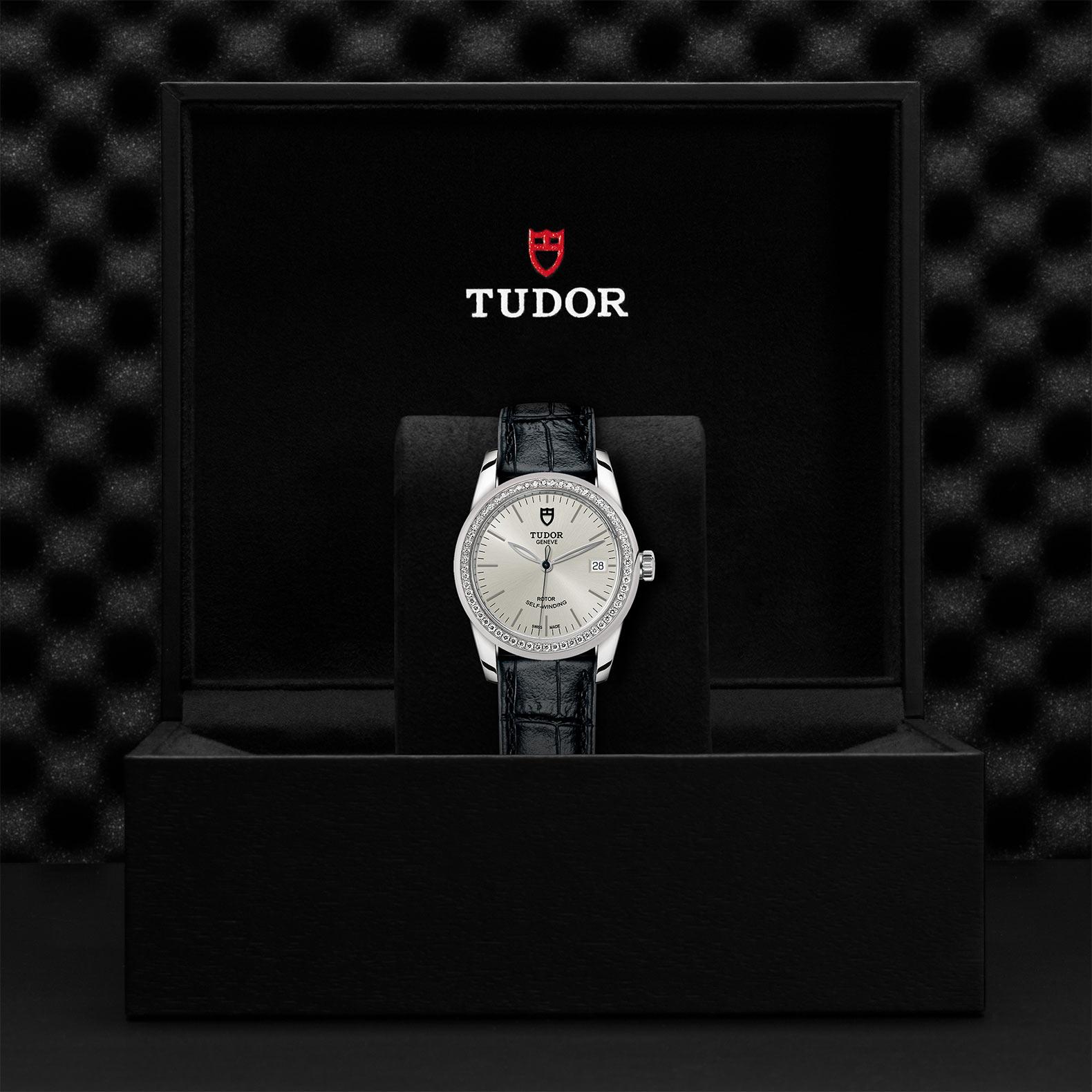 TUDOR Glamour Date - M55020-0057