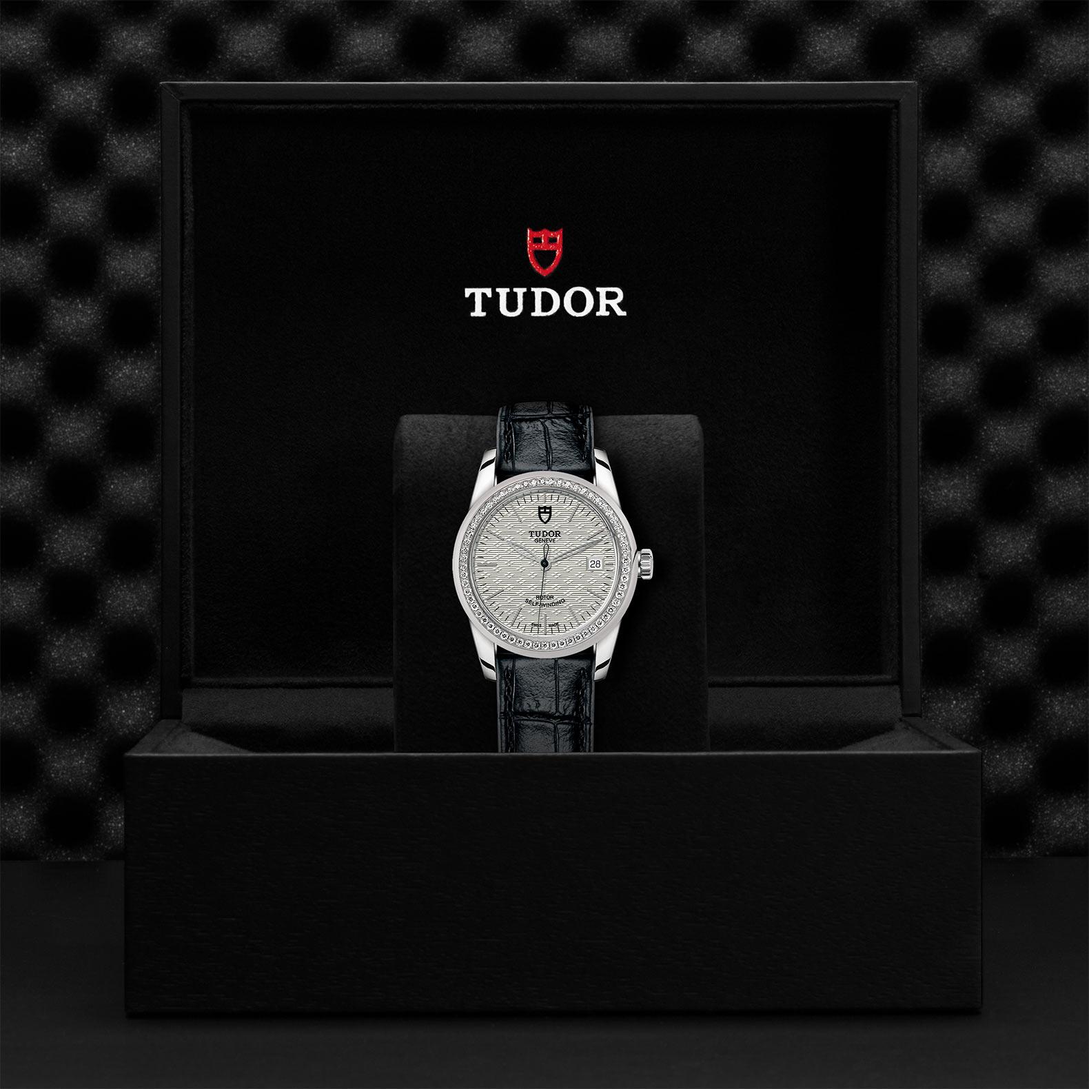 TUDOR Glamour Date - M55020-0059