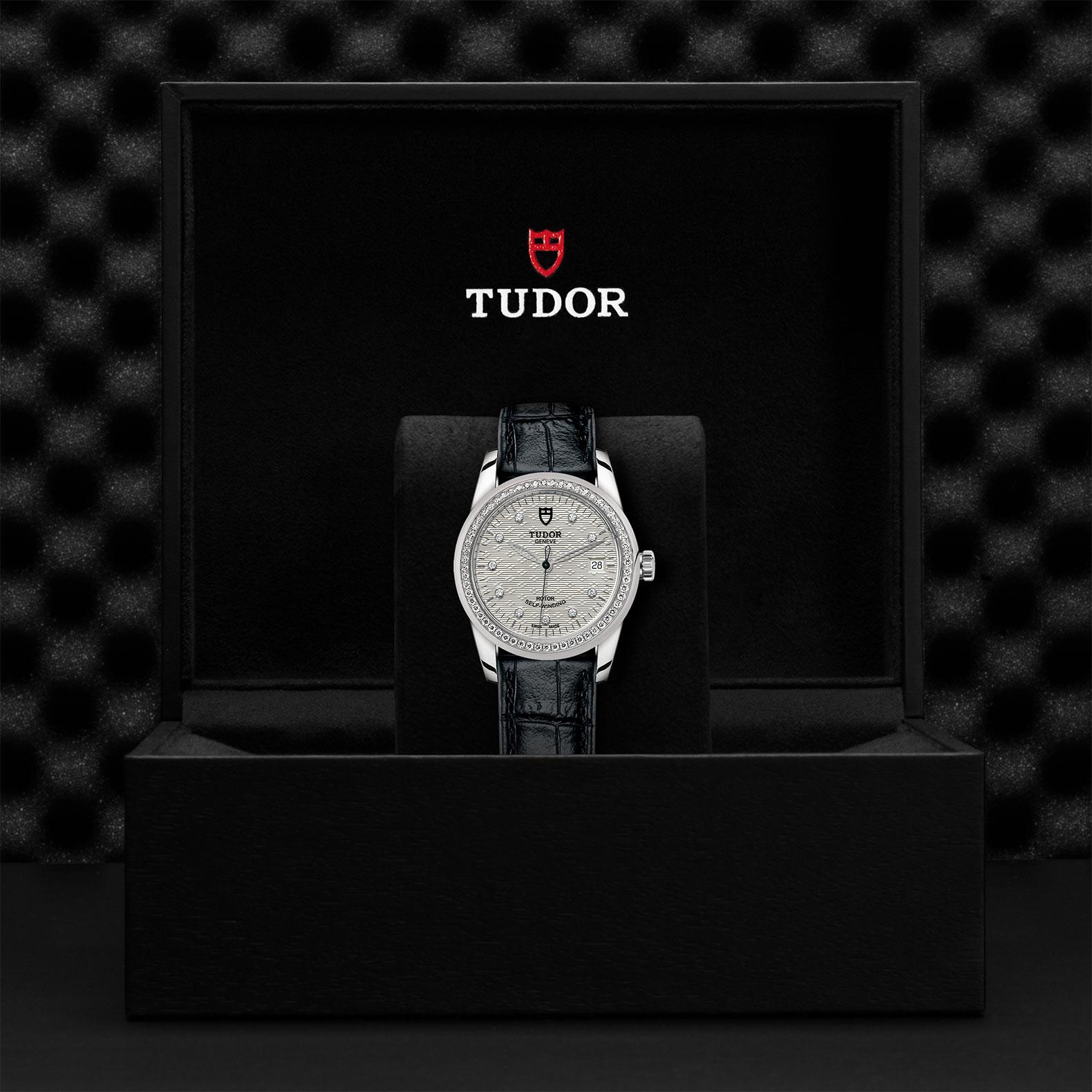 TUDOR Glamour Date - M55020-0060